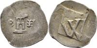Pfennig 1329-1336 Bistum Speyer Walram von Veldenz 1329-1336. ss  40,00 EUR  zzgl. 3,00 EUR Versand