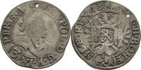 3 Kreuzer 1685 RDR Böhmen Kuttenberg Leopold I., 1657-1705 gelocht, ss  40,00 EUR  zzgl. 3,00 EUR Versand
