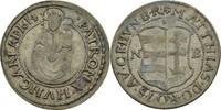 Groschen 1614 RDR Ungarn Nagybanya Matthias II./I., 1608-1619. Prägesch... 120,00 EUR  zzgl. 3,00 EUR Versand