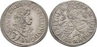 3 Kreuzer 1668 RDR Steiermark Graz Leopold I., 1657-1705 vz  75,00 EUR  zzgl. 3,00 EUR Versand