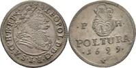 Poltura 1699 RDR Ungarn Habsburg Leopold I., 1657-1705 ss  30,00 EUR  zzgl. 3,00 EUR Versand