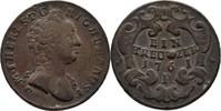 Kreuzer 1761 RDR Böhmen Prag Maria Theresia, 1740-1780 ss  15,00 EUR  zzgl. 3,00 EUR Versand