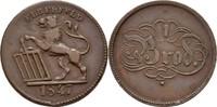 Brotmarke 1847 Elberfeld  ss/vz  25,00 EUR  zzgl. 3,00 EUR Versand
