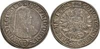 VI Kreuzer 1674 Schlesien Württemberg Öls Sylvius Friedrich, 1664-1697 ... 35,00 EUR  zzgl. 3,00 EUR Versand