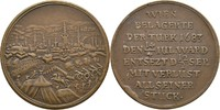 Bronzemedaille 1683 RDR Habsburg Austria Wien Leopold I., 1657-1705 ss+  110,00 EUR  zzgl. 3,00 EUR Versand
