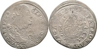 XV Kreuzer 1662 RDR Ungarn Habsburg Kremnitz Leopold I., 1657-1705 ss  75,00 EUR  zzgl. 3,00 EUR Versand