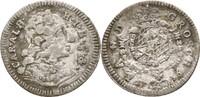 3 Kreuzer 1736 Bayern München Karl Albrecht (1726-1745) ss  20,00 EUR  zzgl. 3,00 EUR Versand