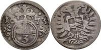 Gröschel 1673 RDR Austria Habsburg Schlesien Oppeln Leopold I., 1657-17... 15,00 EUR  zzgl. 3,00 EUR Versand