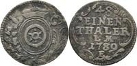 1/48 Taler 1789 Mainz Erfurt Bistum Friedrich Karl Joseph von Erthal, 1... 20,00 EUR  zzgl. 3,00 EUR Versand