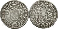 1/24 Taler 1622 Stadt Erfurt  Schrötlingsriss, ss  30,00 EUR  zzgl. 3,00 EUR Versand