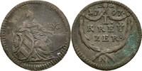 Kreuzer 1797 Nürnberg  ss  10,00 EUR  zzgl. 3,00 EUR Versand