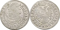 3 Kreuzer 1661 RDR Habsburg Schlesien Breslau Leopold I., 1657-1705. ss  60,00 EUR  zzgl. 3,00 EUR Versand