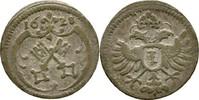 Kreuzer 1628 Stadt Regensburg  ss  20,00 EUR  zzgl. 3,00 EUR Versand