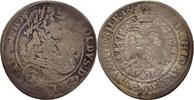 3 Kreuzer 1697 RDR Habsburg Schlesien Breslau Leopold I., 1657-1705 f.ss  15,00 EUR  zzgl. 3,00 EUR Versand
