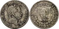 1/6 Taler 1849 Preussen Berlin Friedrich Wilhelm IV., 1840-1861 f.ss  9,00 EUR  zzgl. 3,00 EUR Versand