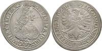 XV Kreuzer 1694 Schlesien Württemberg Öls Sylvius Friedrich, 1664-1697 ... 100,00 EUR  zzgl. 3,00 EUR Versand