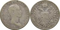 1/2 Taler = Gulden 1834 Austria Habsburg Wien Franz II./I., 1792-1835 f... 70,00 EUR  zzgl. 3,00 EUR Versand