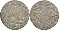 XV Kreuzer 1685 RDR Austria Habsburg Mainz Leopold I., 1657-1705 Kratze... 60,00 EUR  zzgl. 3,00 EUR Versand