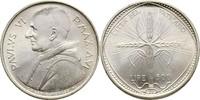 500 Lire 1968 Vatikan Paul VI., 1963-78 fast Stempelglanz  15,00 EUR  zzgl. 3,00 EUR Versand