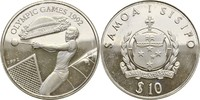 10 Tala 1992 Samoa Olympiade 1992 - Hammerwerfen PP offen, Kontaktmarke... 20,00 EUR  zzgl. 3,00 EUR Versand