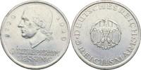 5 Reichsmark 1929 Deutsches Reich  Randschläge, Kratzer, ss+  80,00 EUR  zzgl. 3,00 EUR Versand