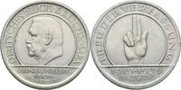 5 Reichsmark 1929 Deutsches Reich Hindenburg Kratzer, ss  80,00 EUR  zzgl. 3,00 EUR Versand