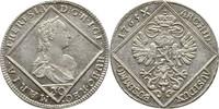 30 Kreuzer 1765 RDR Böhmen Prag Maria Theresia, 1740-1780 vz  280,00 EUR kostenloser Versand