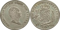 20 Kreuzer 1812 Bayern München Maximilian IV./I., 1799-1825 Prägeschwäc... 120,00 EUR  zzgl. 3,00 EUR Versand