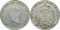 20 Kreuzer 1810 Bayern München Maximilian IV./I., 1799-1825 justiert, f... 85,00 EUR  zzgl. 3,00 EUR Versand