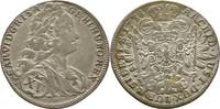 XV Kreuzer 1738 RDR Habsburg Schlesien Breslau Karl VI., 1711-1740 ss/fvz  135,00 EUR  zzgl. 3,00 EUR Versand