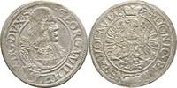 3 Kreuzer 1674 Schlesien Liegnitz Brieg Georg Wilhelm, 1672-1675 vz/Sch... 120,00 EUR  zzgl. 3,00 EUR Versand