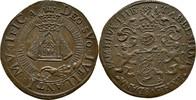Rechenpfennig Jeton 1670 Belgien Brabant Brüssel  f.vz  85,00 EUR  zzgl. 3,00 EUR Versand
