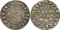 1/16 Taler 1652 Schleswig Holstein Gottorp Friedrich III., 1616-1659. B... 30,00 EUR  zzgl. 3,00 EUR Versand