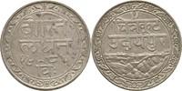 1 Rupie 1928 Indien - Mewar Fatteh Singh, 1884-1929 ss  25,00 EUR  zzgl. 3,00 EUR Versand