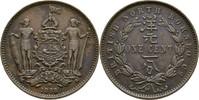 1 Cent 1888 H Britisch Nord Borneo  fast vz  25,00 EUR  zzgl. 3,00 EUR Versand