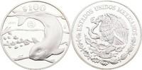 100 Pesos 1992 Mexiko Pazifischer Schweinswal PP offen, Kontaktmarken u... 40,00 EUR  zzgl. 3,00 EUR Versand