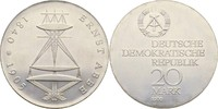 20 Mark 1980 DDR Berlin Ernst Abbe Kontaktmarken, prfr  30,00 EUR  zzgl. 3,00 EUR Versand