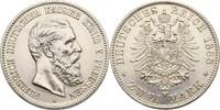 2 Mark 1888 Preussen Berlin Friedrich III. gereinigt, vz  55,00 EUR  zzgl. 3,00 EUR Versand