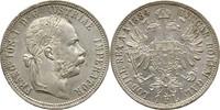 Gulden Florin 1884 Austria Habsburg Wien Franz Joseph, 1848-1916 fast S... 30,00 EUR  zzgl. 3,00 EUR Versand