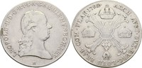 Kronentaler 1792 RDR Burgau Günzburg Leopold II., 1790-1792. ss  140,00 EUR  zzgl. 3,00 EUR Versand