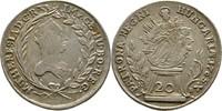 20 Kreuzer 1765 RDR Ungarn Habsburg Nagybanya Maria Theresia, 1740-1780... 85,00 EUR  zzgl. 3,00 EUR Versand