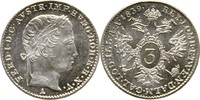3 Kreuzer 1839 Austria Habsburg Wien Ferdinand I., 1835-1848 fast Stemp... 75,00 EUR  zzgl. 3,00 EUR Versand