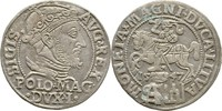 Groschen 1547 Polen Litauen Sigismund August, 1545-1572 ss+  220,00 EUR kostenloser Versand