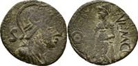 Bronze 40 v. Chr. ca. Kelten Gallien Nemausus  ss  120,00 EUR  zzgl. 3,00 EUR Versand