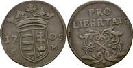 10 Poltura 1705 RDR Ungarn Kaschau Malkontenten unter Ferenc Rakoczy, 1... 195,00 EUR  zzgl. 3,00 EUR Versand