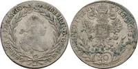 20 Kreuzer 1772 RDR Burgau Günzburg Joseph II., 1765-1790 fleckig, ss  140,00 EUR  zzgl. 3,00 EUR Versand