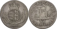 VI Kreuzer 1808 Württemberg Friedrich, 1806-1816 ss  15,00 EUR  zzgl. 3,00 EUR Versand