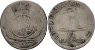 VI Kreuzer 1807 Württemberg Friedrich, 1806-1816 ss/fss  10,00 EUR  zzgl. 3,00 EUR Versand
