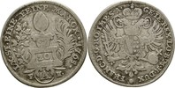 20 Kreuzer 1765 Augsburg, Stadt  f.ss  45,00 EUR  zzgl. 3,00 EUR Versand
