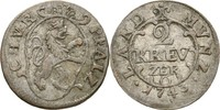 2 Kreuzer 1743 Pfalz kurlinie Heidelberg Karl Theodor 1743-1799 ss  25,00 EUR  zzgl. 3,00 EUR Versand